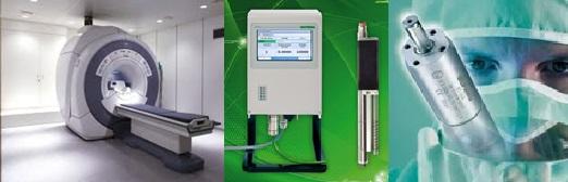 Пневмодвигатели в медицинской сфере и промышленности