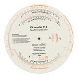 Elcometer 114. Калькулятор точки росы