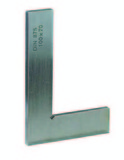 1496063. Угольник 1000x500 контрольный плоский, точность 2, углеродистая сталь
