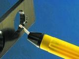 EL5075GT. Инструмент для снятия заусенцев с твердых абразивных пластиков. Hard Gratcut.