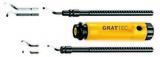 EL5100GT. Универсальный набор для снятия заусенцев. GRAT-TEC MINI.