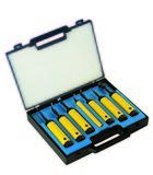 SP1700GT. Универсальный набор для снятия заусенцев, фаски, шабрения, зенкования. GRAT-TEC 7UP.