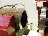 Beaver 16 SHW. Стационарный станок для торцевания труб диаметром 60-406 мм, толщиной до 45 мм