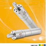 67-030 - Пневмодвигатель (пневмомотор). Мощность 0.02 кВт, Ход 1300 об/мин, Момент 0.29 Нм