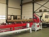Beaver 24 S. Стационарный станок для торцевания труб диаметром 219-630 мм, толщиной до 25 мм