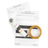 Elcometer 142. Набор с лентой для определения запыленности поверхности по ISO 8502-3