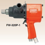 FW-320P-1. Пневмогайковерт. Момент 600-1800 Нм. Ход 4800 об/мин