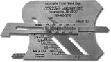 G.A.L. WG8 Измеритель параметров углового шва