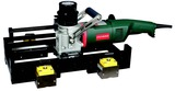 GTB-2100LM-SC - снятие сварного шва и фрезерование
