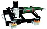 GTB-2800LMDFH-SC - снятие сварного шва и фрезерование