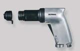 HC 008-R10P. Клепальный молоток. Частота ударов 3500 уд/мин. (58 Гц). Круглый хвостовик