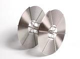 Катушка для рулонной пленки 70х5000 нержавеющая сталь