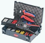 Набор с инструментом для опрессовки KNIPEX 97 90 24