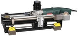 GTB-2100LSDF-H - инструмент для зачистки сварных швов, части сварного шва с гидравлическими направляющими (ручной фрезер по металлу)