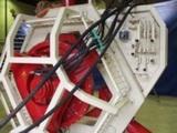 Beaver 1632-3048 - портативный станок для торцевания труб при строительстве трубопроводов