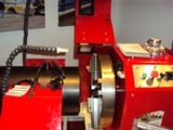 Beaver 8 S. Стационарный станок для торцевания труб диаметром 25-219 мм, толщиной до 25 мм