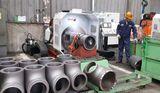 Tube 600E CNC. Стационарный станок для снятия фаски на трубах диаметром 355-609 мм