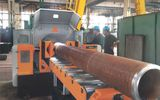 Tube 800K. Стационарный станок для снятия фаски на трубах диаметром 152-812 мм