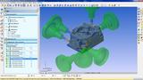 Work NC: Автоматизированная 2-5-осевая CAD/CAM-система