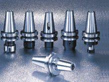 Зажимные приспособления для станков фрезерно-расточной группы по DIN 69871 (ГОСТ 25827-93 исп. 2). Форма A, AD и AD/B